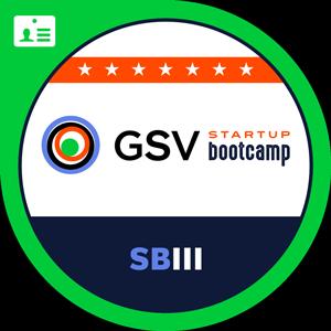 Credly SBIII badge
